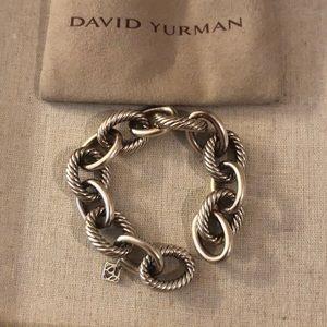 Extra Large Link Bracelet